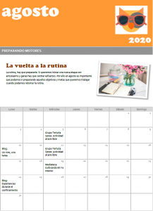 Programación Agosto 2020 Proyecto Senes