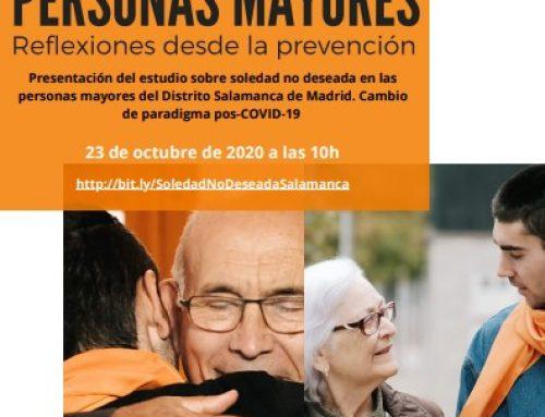 Soledad No Deseada en Distrito Salamanca