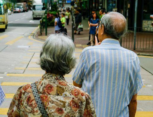 La importancia de la participación en la comunidad para las personas mayores