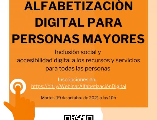 Jornada de Alfabetización Digital en Salamanca